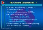 new zealand developments 1