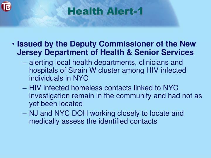 Health Alert-1