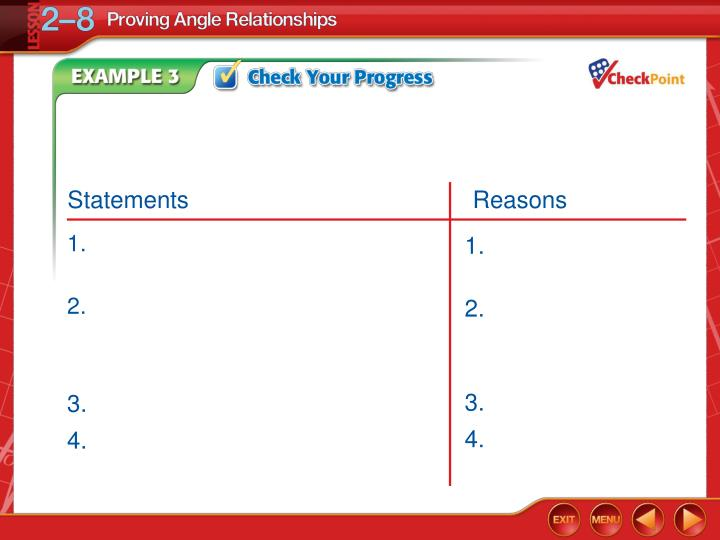 StatementsReasons