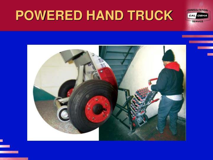 POWERED HAND TRUCK