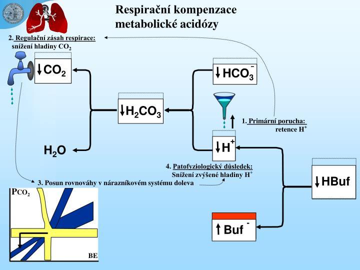 Respirační kompenzace