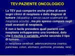 tev paziente oncologico2