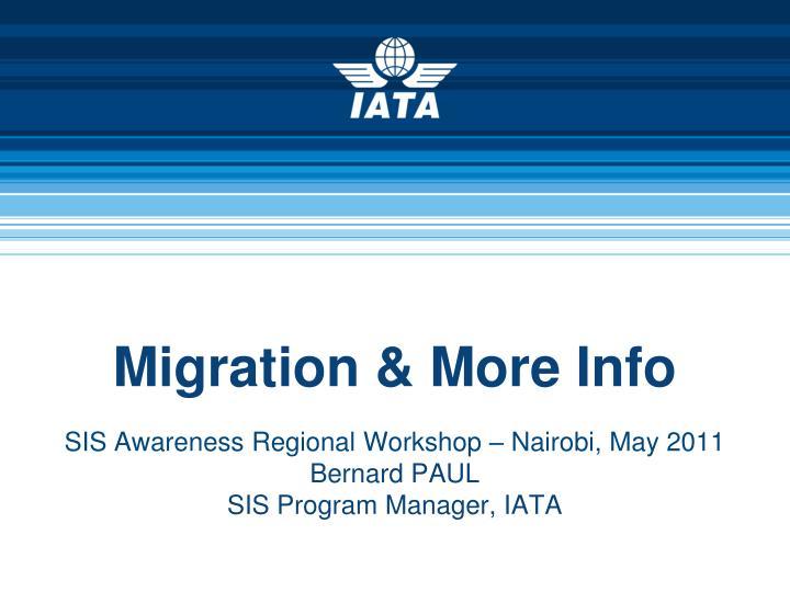 migration more info n.