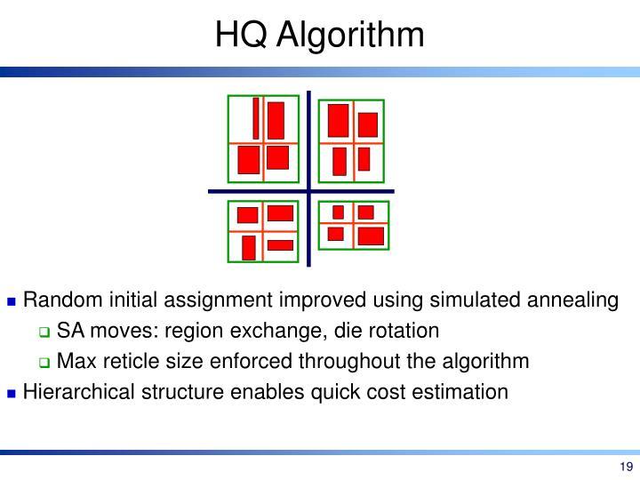 HQ Algorithm