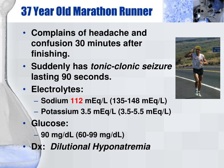 37 Year Old Marathon Runner