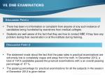 vii dnb examinations1