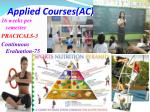 applied courses ac1