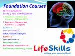 foundation courses1