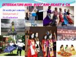 integrating mind body and heart ca