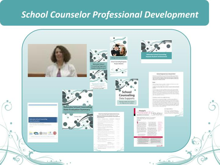 School Counselor Professional Development