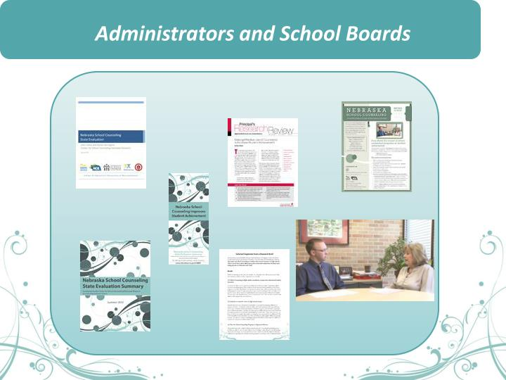 Administrators and School Boards