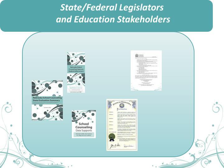 State/Federal Legislators