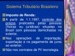 sistema tribut rio brasileiro19