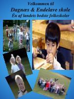 velkommen til dagn s endelave skole n af landets bedste folkeskoler
