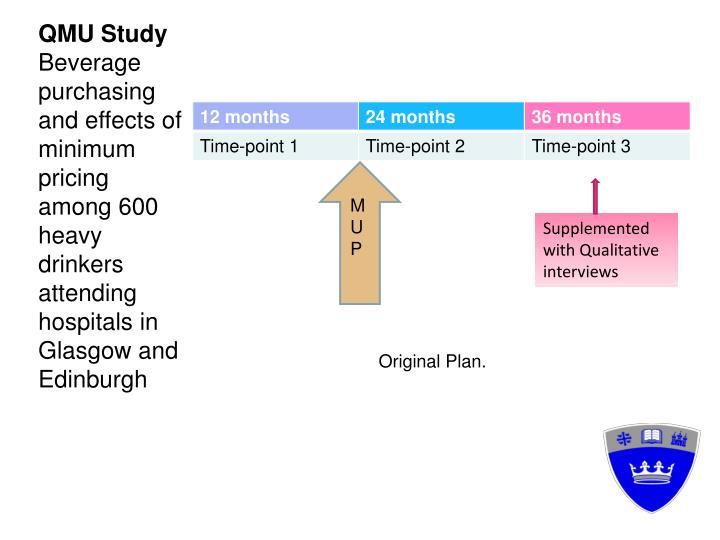 QMU Study