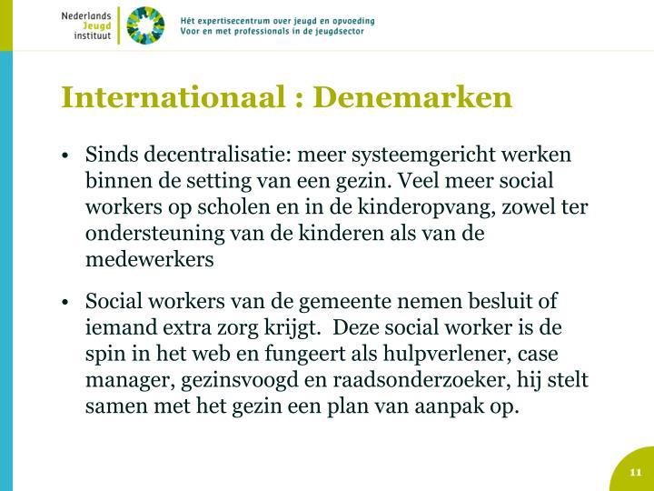 Internationaal : Denemarken