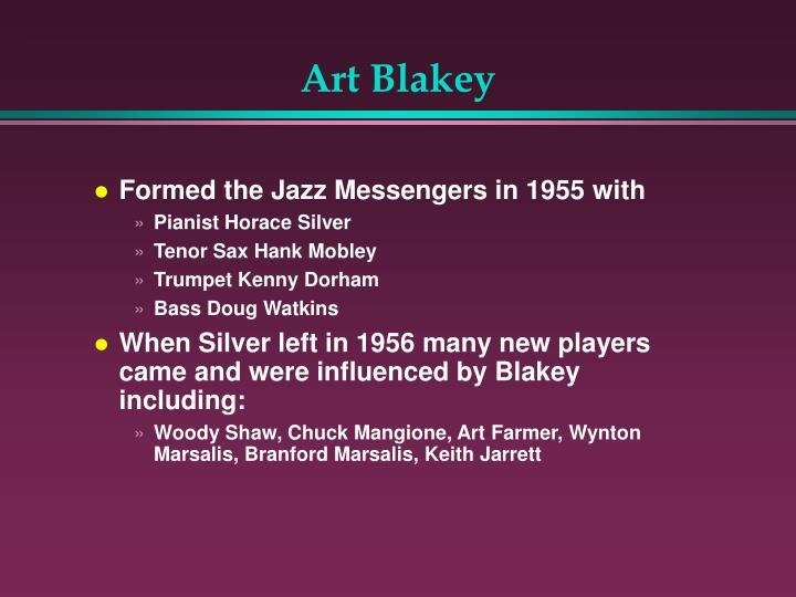 Art Blakey