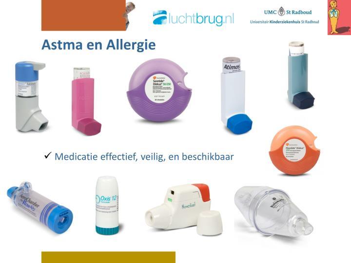 Astma en Allergie