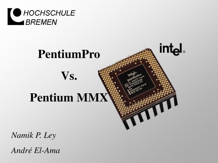 PentiumPro