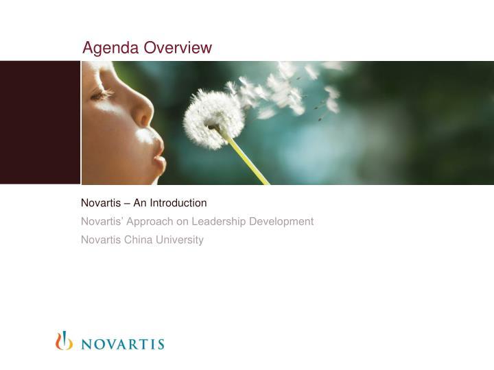Novartis an introduction novartis approach on leadership development novartis china university