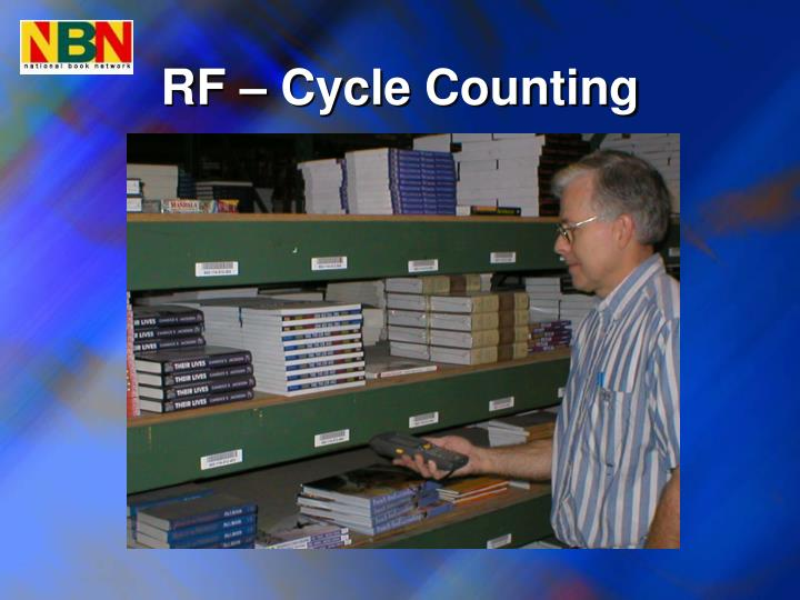 RF – Cycle Counting