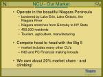 ncu our market