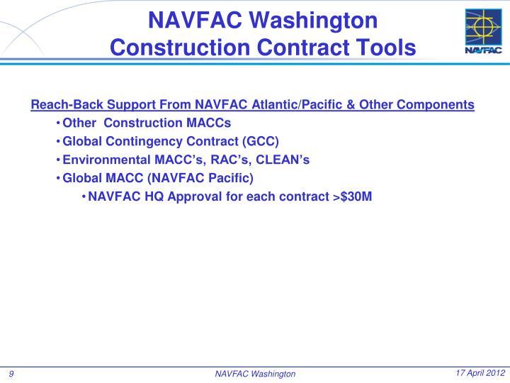 NAVFAC Washington