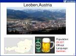 leoben austria