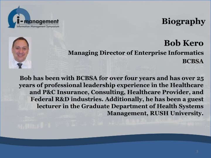 Bob Kero