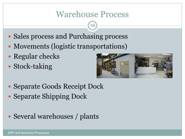 Warehouse Process