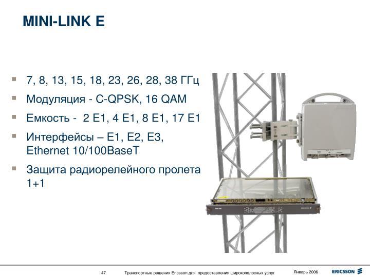 MINI-LINK