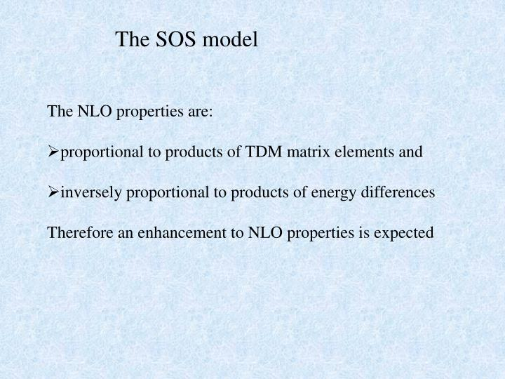 The SOS model