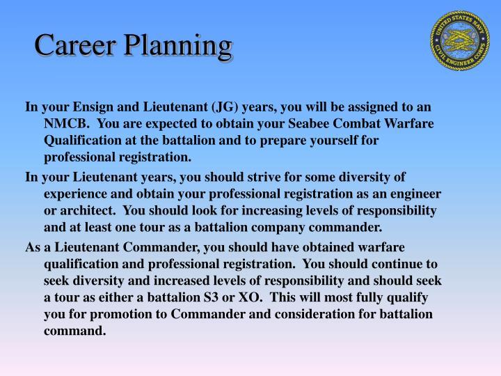 career planning n.