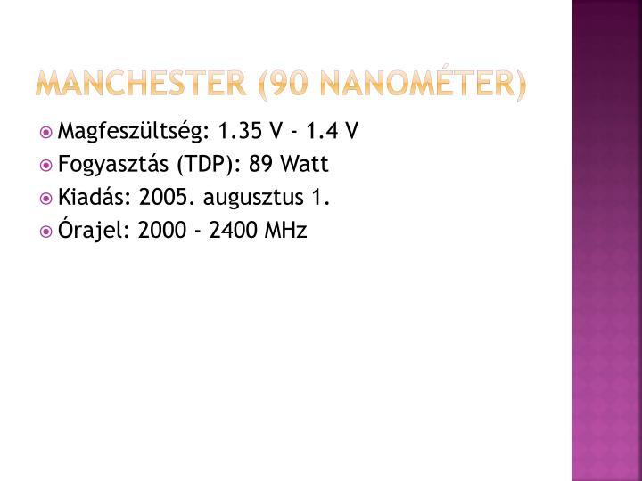 Manchester (90 nanométer)