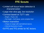 ffe scouts