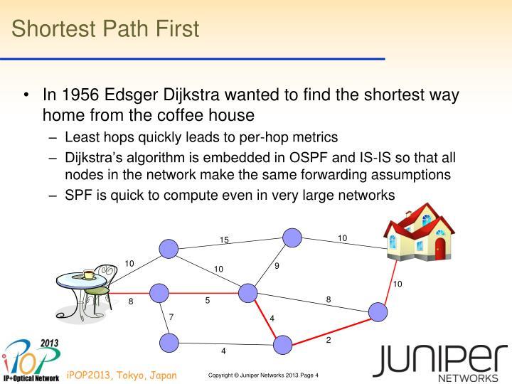 Shortest Path First