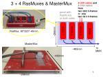 3 4 rasmuxes mastermux