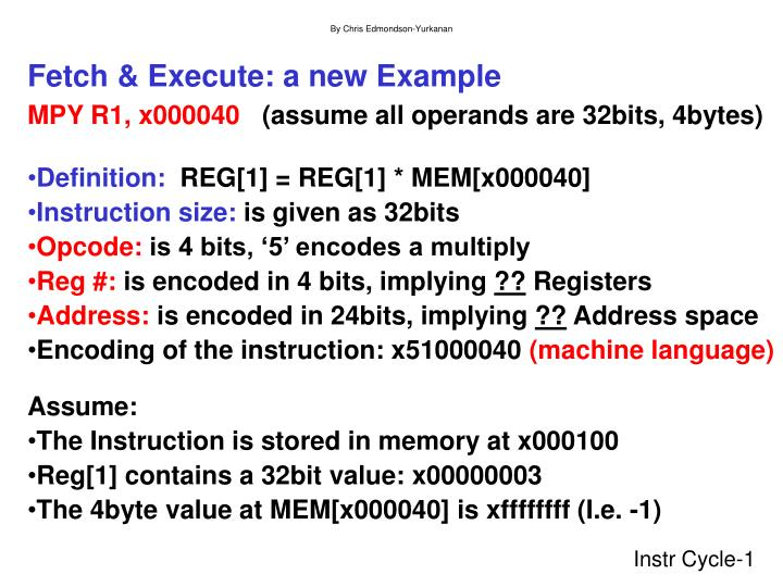 fetch execute a new example n.