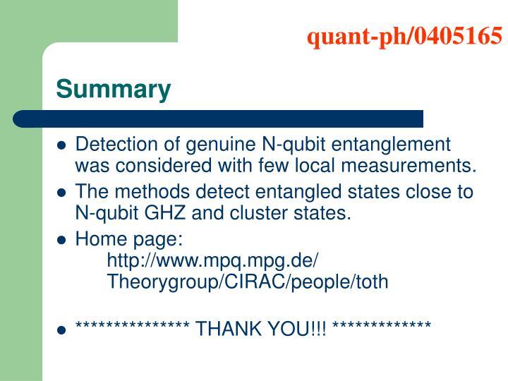quant-ph/0