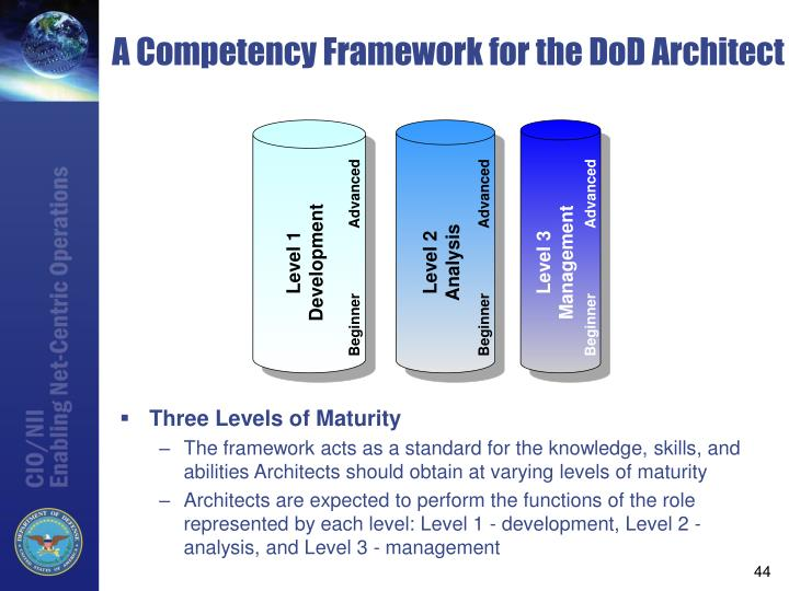 A Competency Framework for the DoD Architect