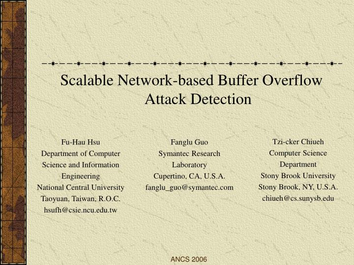 Scalable Network