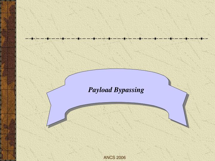Payload Bypassing