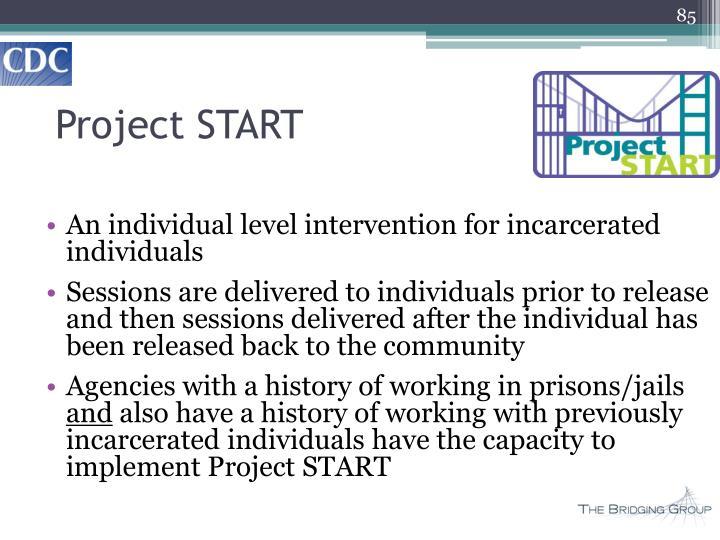 Project START