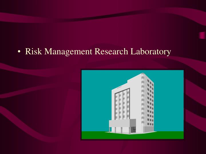 Risk Management Research Laboratory