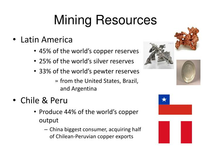 Mining Resources
