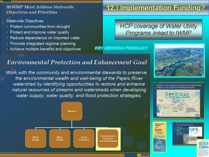 REGIONAL WATER UTILITY MAINTENANCE