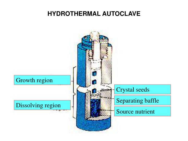 HYDROTHERMAL AUTOCLAVE