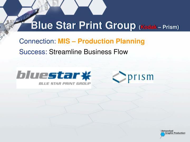 Blue Star Print Group