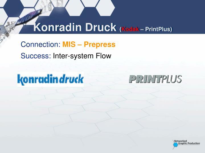 Konradin Druck