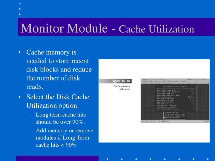 Monitor Module -